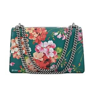 bbcedf76 Gucci Bags | Dionysus Blooms Print Shoulder Bag | Poshmark